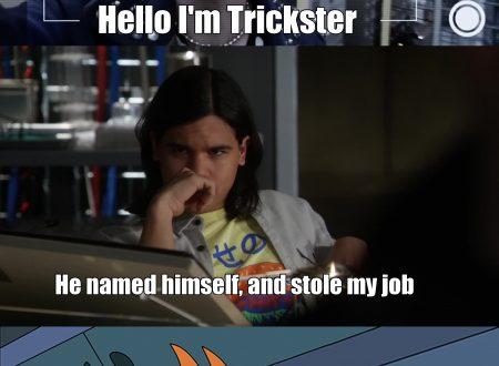 Tricksters e il mistero del dr Wells |1×17 The Flash