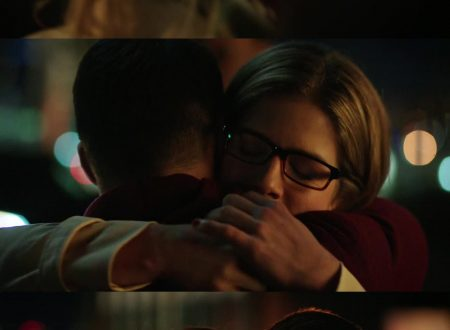 3×19 Arrow: How much feelings!!!