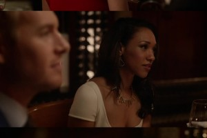 All star team up |1×18  The Flash