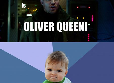 Commento 3×23 Arrow | MY NAME IS OLIVER QUEEN: E DICI BENE MIO CARO OLIVER!!