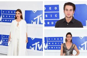 Il cast di Teen Wolf ai VMAs