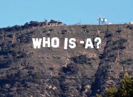 Can't believe they changed the Hollywood sign again
