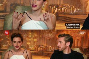 Emma Watson risponde alle polemiche per la foto col seno in vista