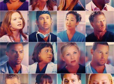 12 anni di Grey's Anatomy – Facciamo i conti di quanti medici sono morti