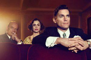 The Last Tycoon: la nuova serie tv con Matt Bomer e Lily Collins