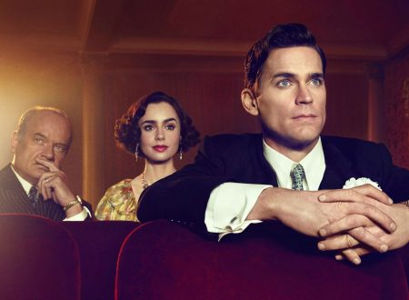 The Last Tycoon: la nuova serie tv con Matt Bomer e Lily Collins